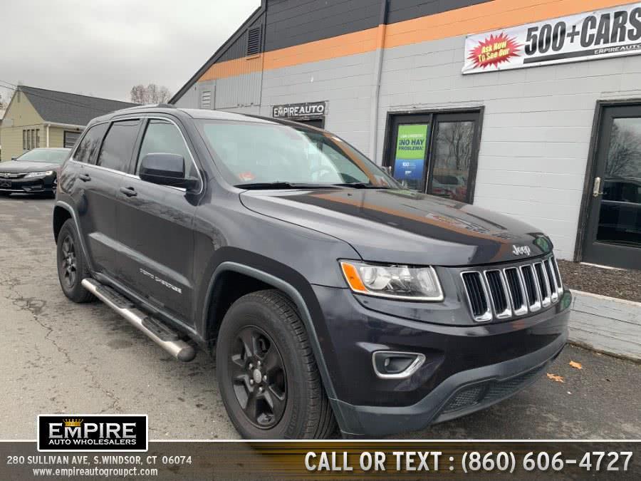 Used Jeep Grand Cherokee RWD 4dr Laredo 2014 | Empire Auto Wholesalers. S.Windsor, Connecticut