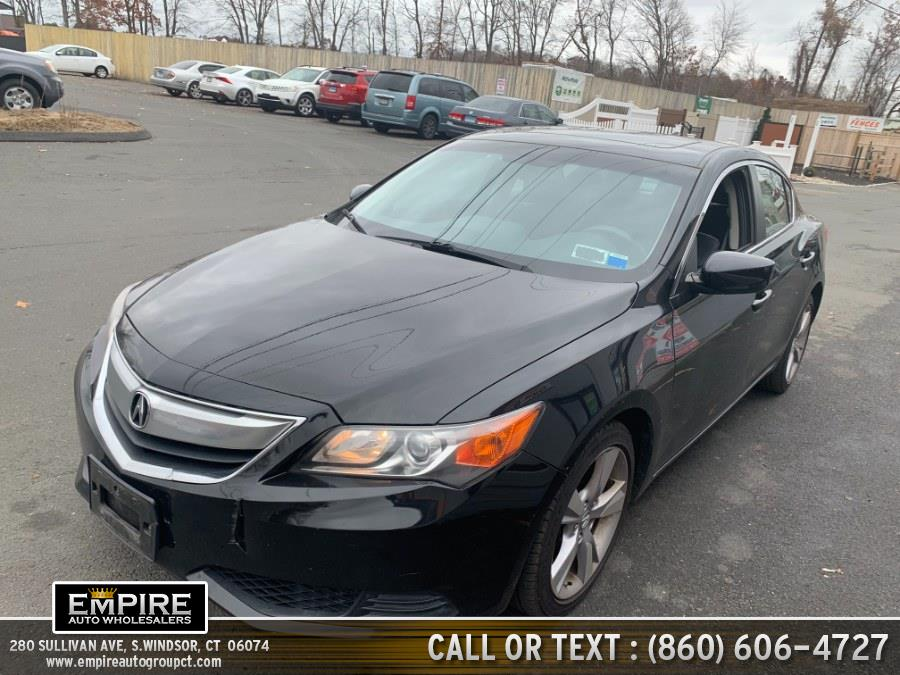 Used Acura ILX 4dr Sdn 2.0L 2014 | Empire Auto Wholesalers. S.Windsor, Connecticut