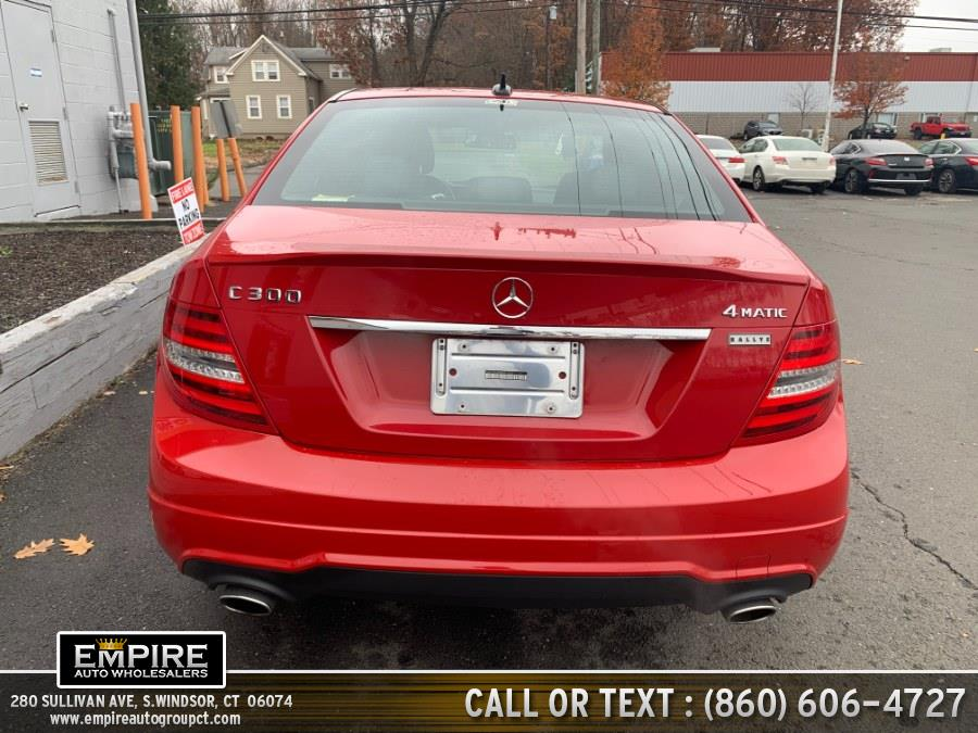 Used Mercedes-Benz C-Class AWD 2014   Empire Auto Wholesalers. S.Windsor, Connecticut