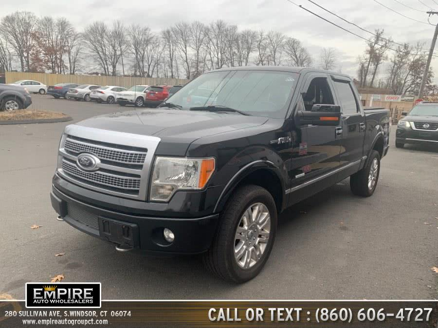 Used 2012 Ford F-150 in S.Windsor, Connecticut | Empire Auto Wholesalers. S.Windsor, Connecticut