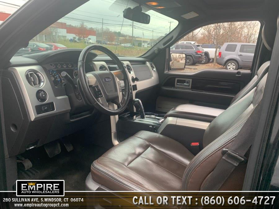 Used Ford F-150 PLATNUM 2012 | Empire Auto Wholesalers. S.Windsor, Connecticut