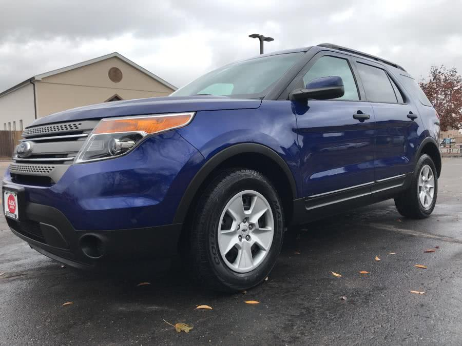Used Ford Explorer 4WD 4dr Base 2014 | Lex Autos LLC. Hartford, Connecticut