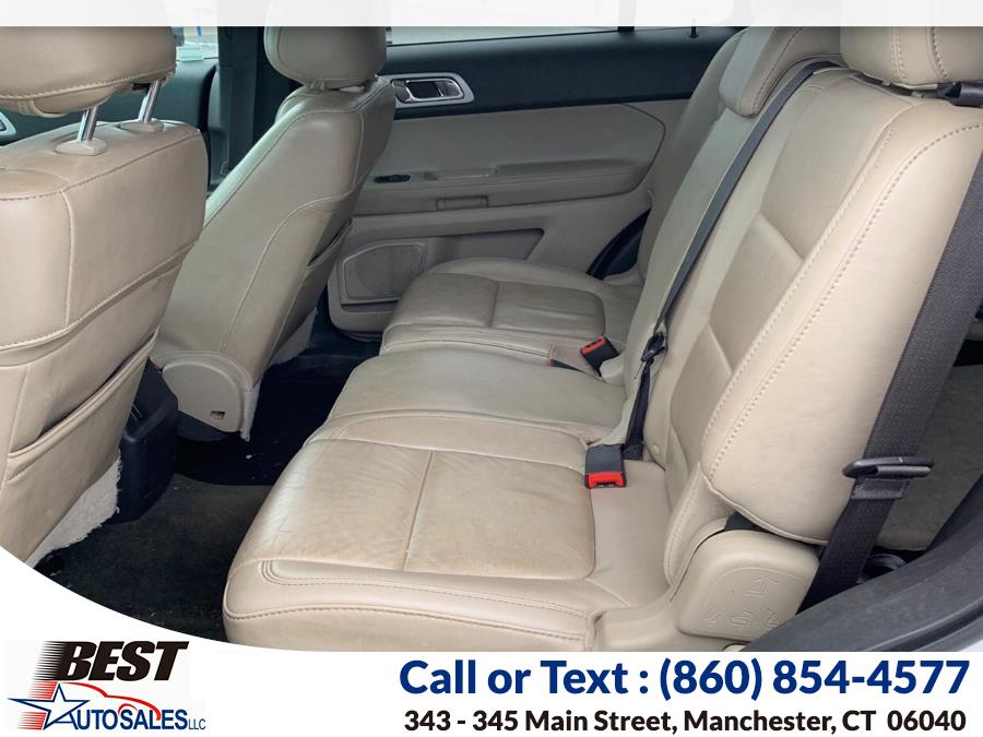 Used Ford Explorer 4WD 4dr XLT 2014 | Best Auto Sales LLC. Manchester, Connecticut
