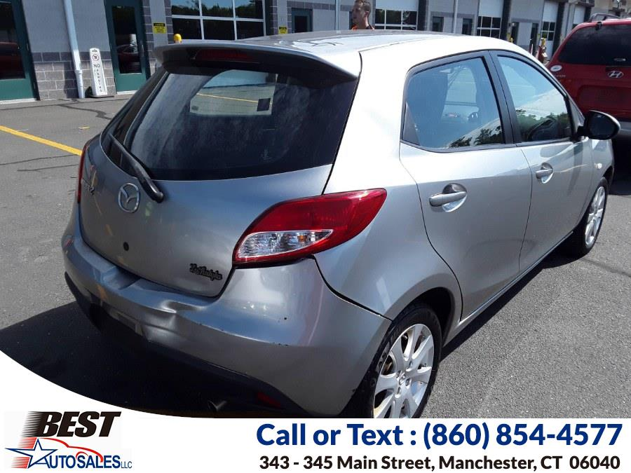 Used Mazda Mazda2 4dr HB Auto Sport 2011 | Best Auto Sales LLC. Manchester, Connecticut