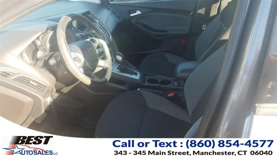 Used Ford Focus 4dr Sdn SE 2014 | Best Auto Sales LLC. Manchester, Connecticut