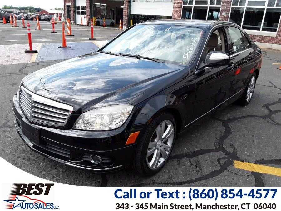 Used Mercedes-Benz C-Class 4dr Sdn 3.0L Luxury 4MATIC 2009 | Best Auto Sales LLC. Manchester, Connecticut