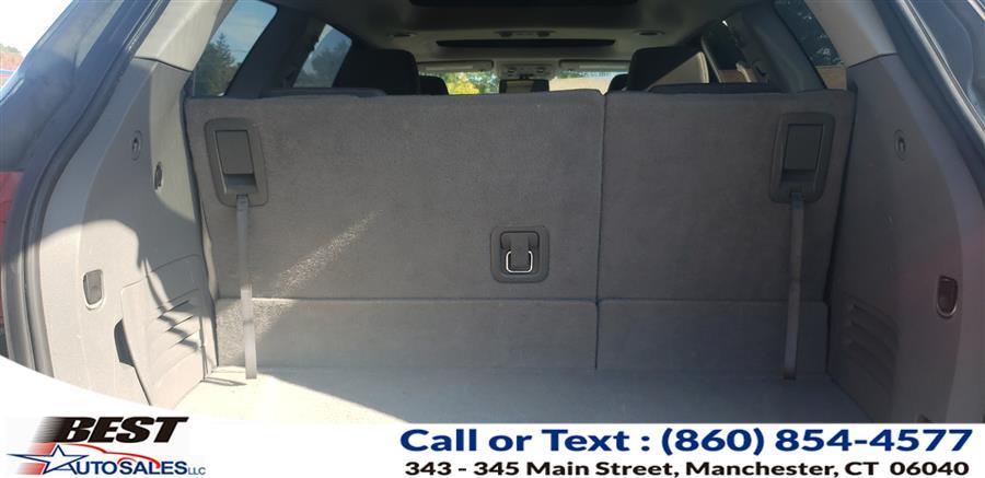 Used Chevrolet Traverse AWD 4dr LT w/1LT 2011 | Best Auto Sales LLC. Manchester, Connecticut