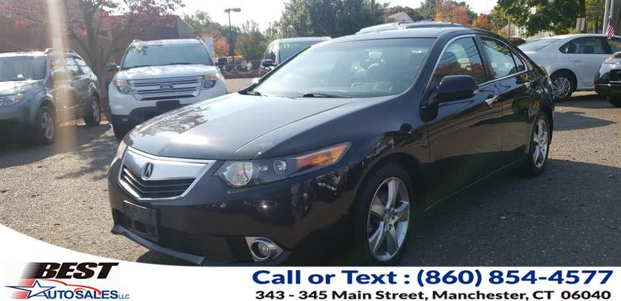 Used 2011 Acura TSX in Manchester, Connecticut | Best Auto Sales LLC. Manchester, Connecticut