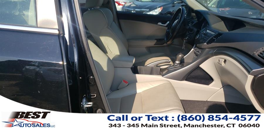 Used Acura TSX 4dr Sdn I4 Auto Tech Pkg 2011 | Best Auto Sales LLC. Manchester, Connecticut