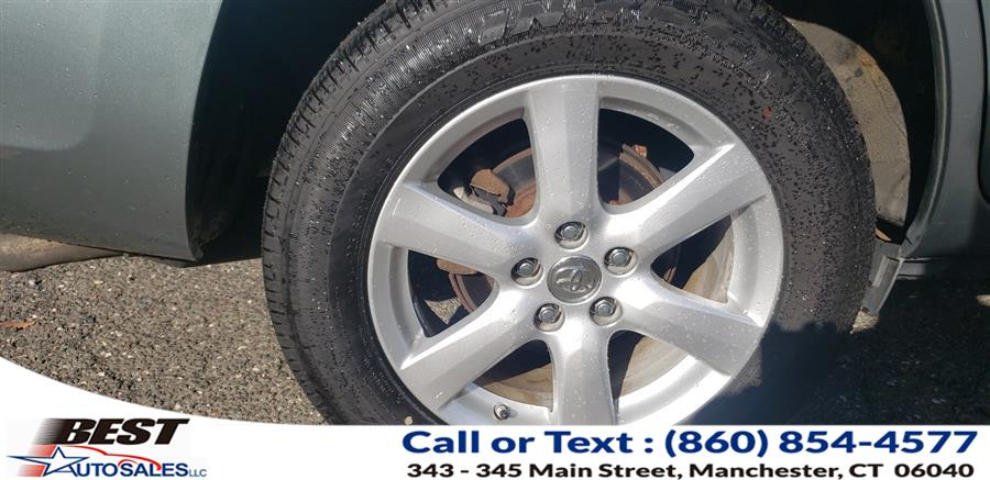 Used Toyota RAV4 4WD 4dr 4-cyl 4-Spd AT Ltd 2008 | Best Auto Sales LLC. Manchester, Connecticut