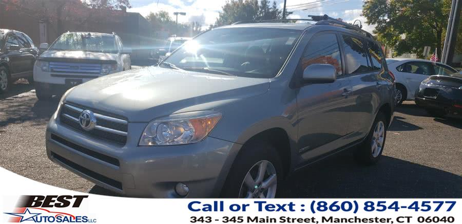 Used 2008 Toyota RAV4 in Manchester, Connecticut | Best Auto Sales LLC. Manchester, Connecticut