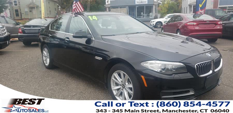Used BMW 5 Series 4dr Sdn 528i xDrive AWD 2014 | Best Auto Sales LLC. Manchester, Connecticut