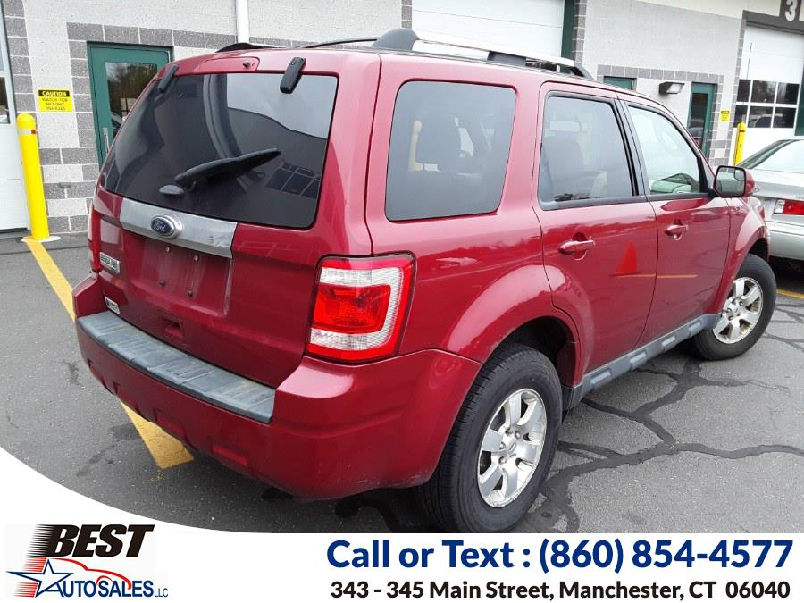 Used Ford Escape 4WD 4dr Limited 2011 | Best Auto Sales LLC. Manchester, Connecticut