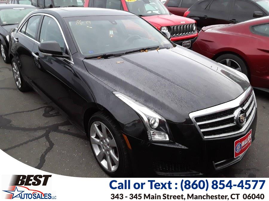 Used Cadillac ATS 4dr Sdn 2.0L Luxury AWD 2014 | Best Auto Sales LLC. Manchester, Connecticut