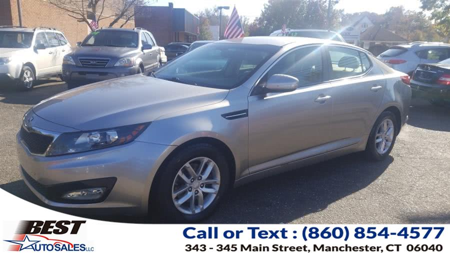 Used 2013 Kia Optima in Manchester, Connecticut | Best Auto Sales LLC. Manchester, Connecticut
