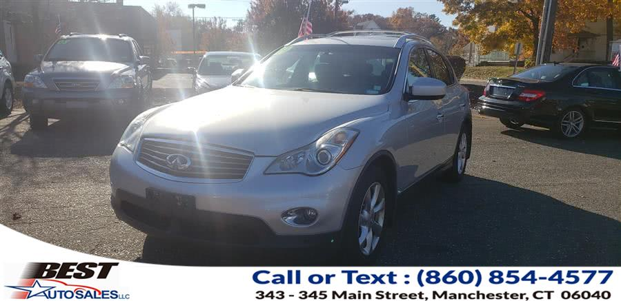 Used Infiniti EX35 AWD 4dr Journey 2010 | Best Auto Sales LLC. Manchester, Connecticut