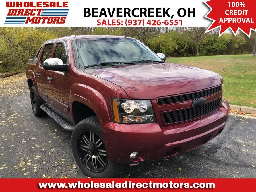 Used 2008 Chevrolet Avalanche in Beavercreek, Ohio | Wholesale Direct Motors. Beavercreek, Ohio