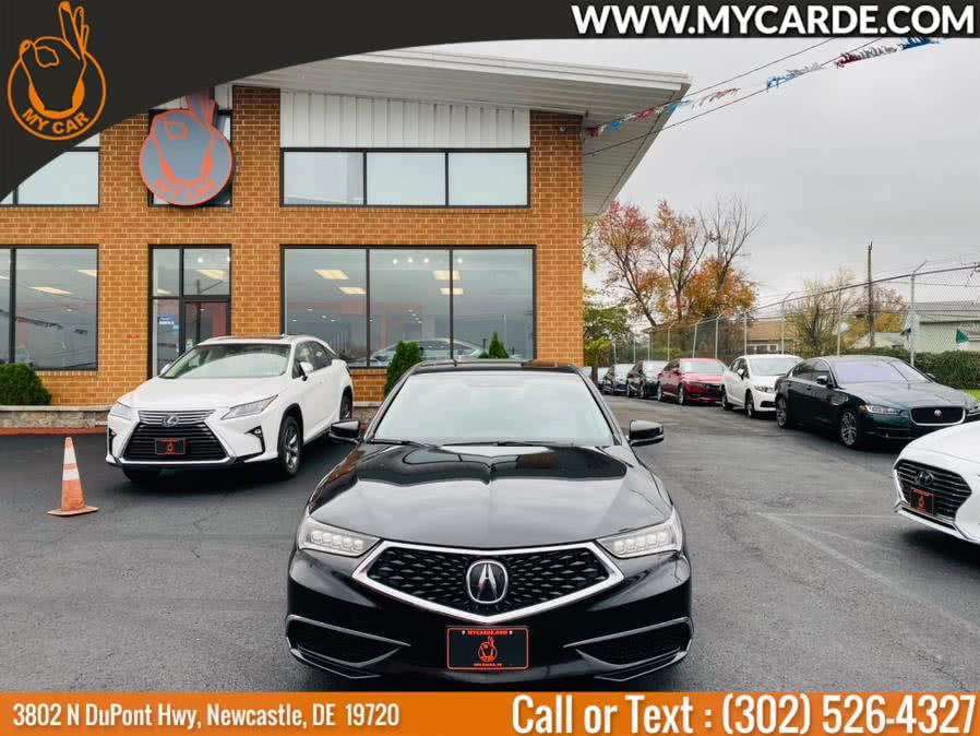 Used 2018 Acura TLX in Newcastle, Delaware | My Car. Newcastle, Delaware