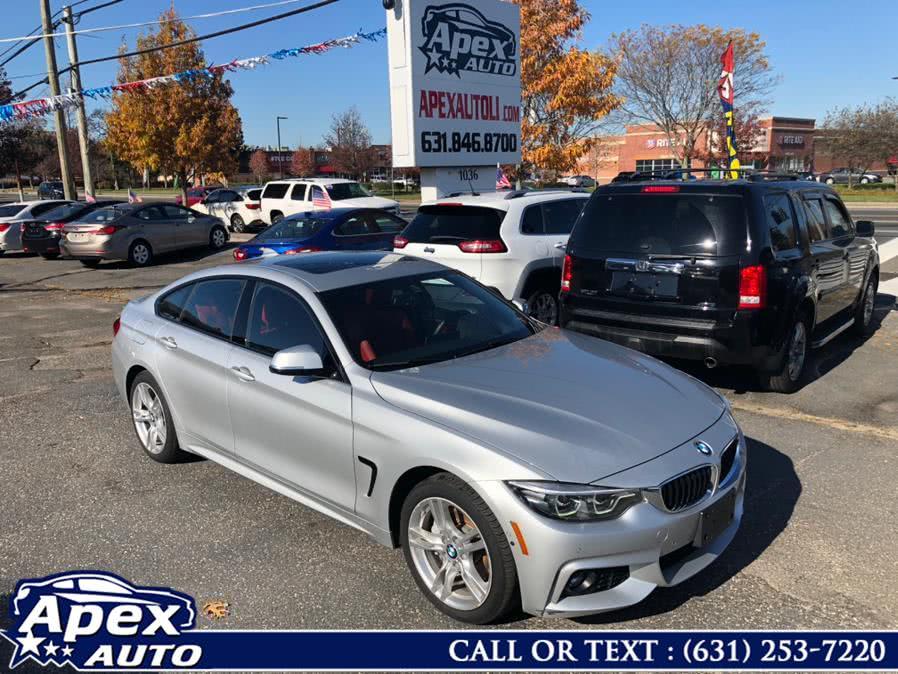 Used 2018 BMW 4 Series in Selden, New York | Apex Auto. Selden, New York