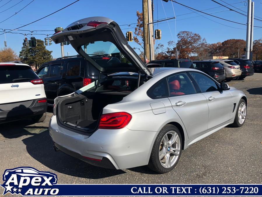 Used BMW 4 Series 430i xDrive Gran Coupe 2018 | Apex Auto. Selden, New York