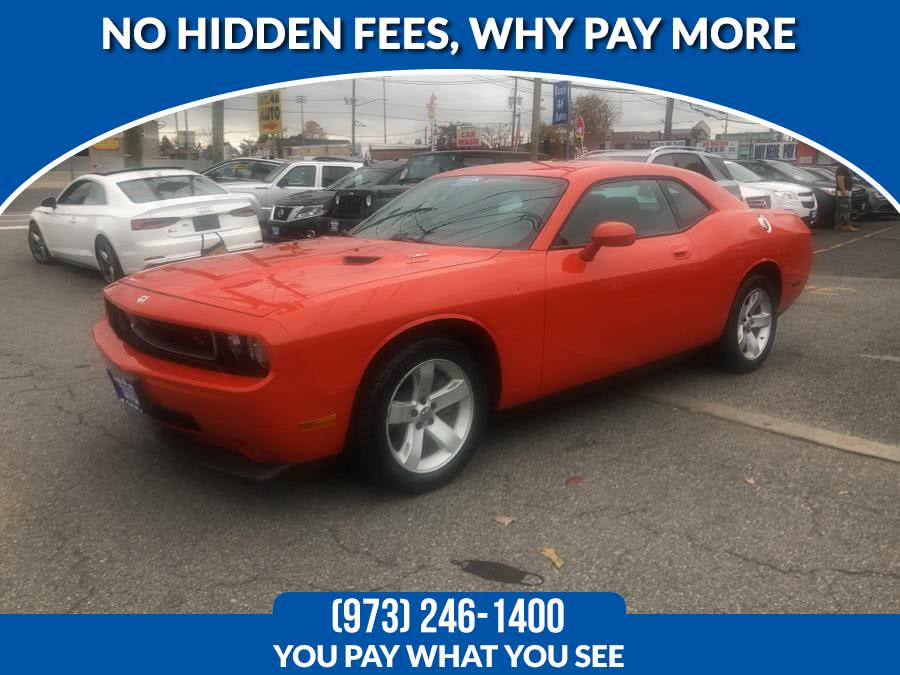 Used 2010 Dodge Challenger in Lodi, New Jersey | Route 46 Auto Sales Inc. Lodi, New Jersey