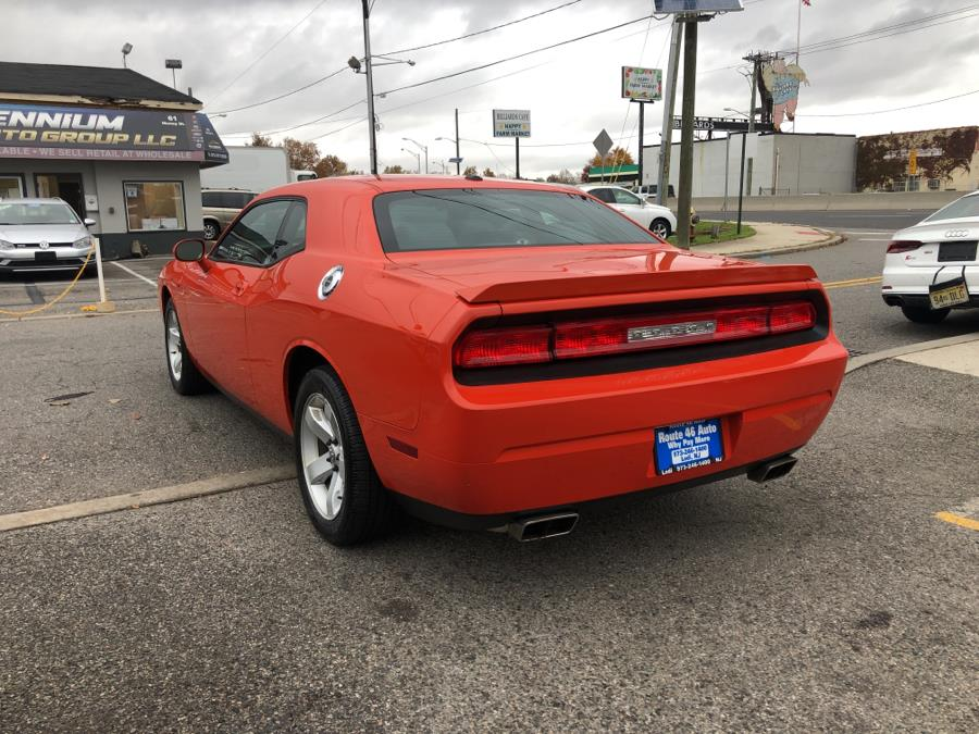 Used Dodge Challenger 2dr Cpe R/T 2010 | Route 46 Auto Sales Inc. Lodi, New Jersey