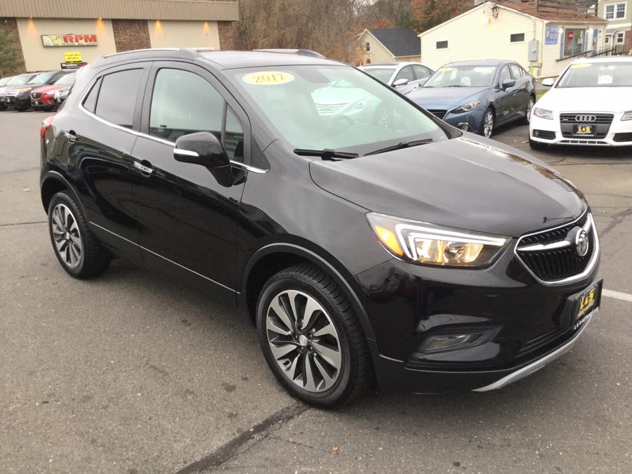 Used Buick Encore AWD 4dr Preferred II 2017 | L&S Automotive LLC. Plantsville, Connecticut