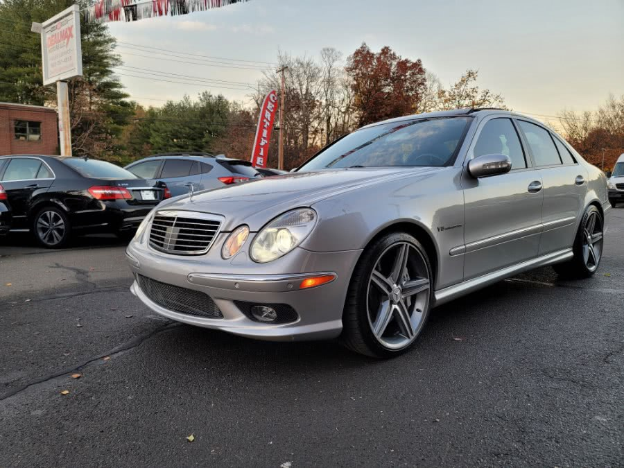 Used 2005 Mercedes-Benz E-Class in Bristol, Connecticut | Dealmax Motors LLC. Bristol, Connecticut