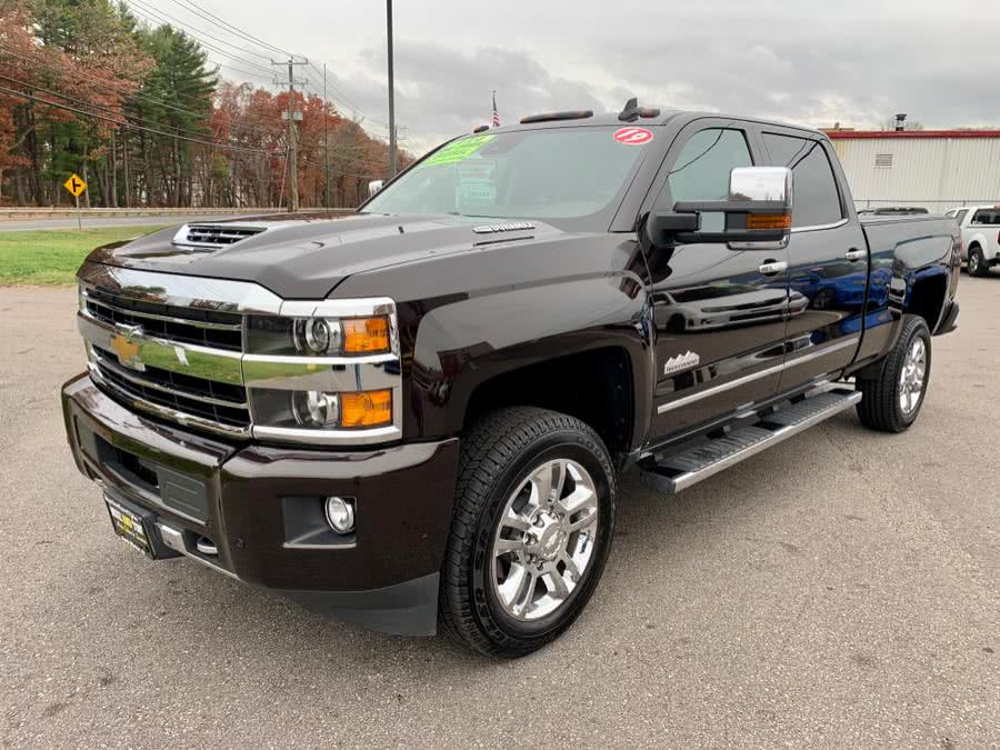 "Used Chevrolet Silverado 2500HD 4WD Crew Cab 153.7"" High Country 2019 
