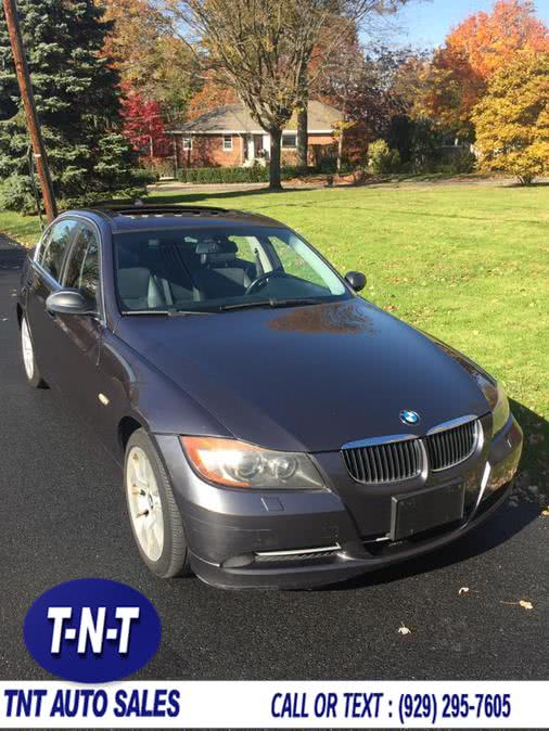Used 2007 BMW 3 Series in Bronx, New York | TNT Auto Sales USA inc. Bronx, New York