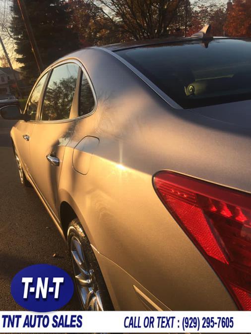 Used Hyundai Equus 4dr Sdn Signature 2012 | TNT Auto Sales USA inc. Bronx, New York