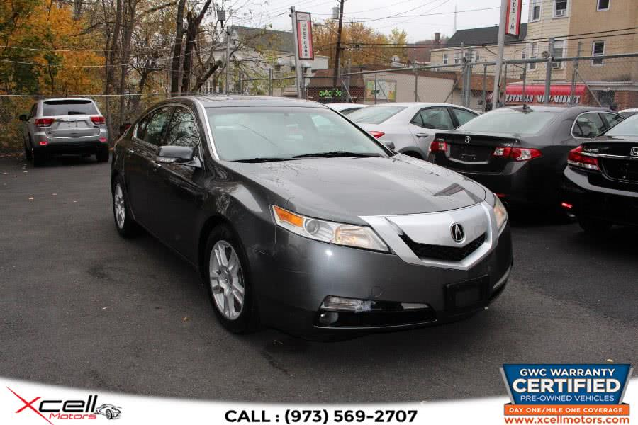 2009 Acura TL Tech Pkge 4dr Sdn 2WD Tech, available for sale in Paterson, NJ