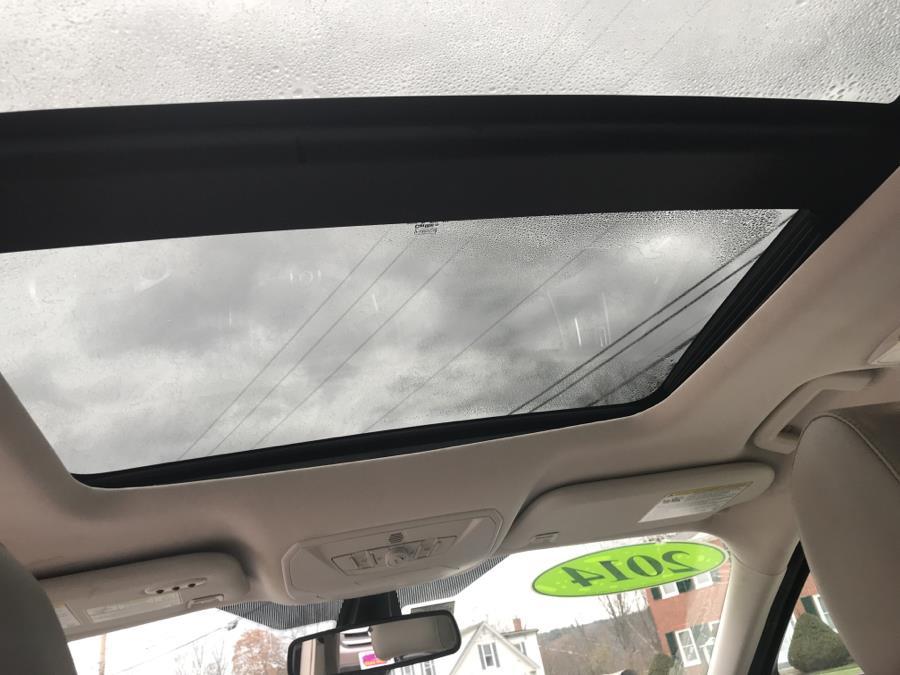 Used Ford Escape 4WD 4dr Titanium 2014 | Routhier Auto Center. Barre, Vermont