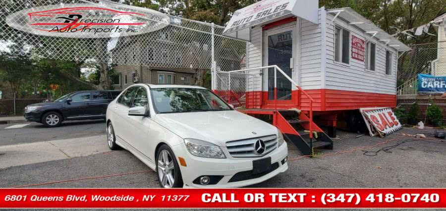 Used 2010 Mercedes-Benz C-Class in Woodside , New York | Precision Auto Imports Inc. Woodside , New York