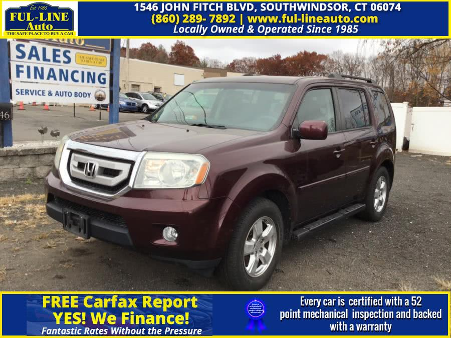Used 2010 Honda Pilot in South Windsor , Connecticut | Ful-line Auto LLC. South Windsor , Connecticut