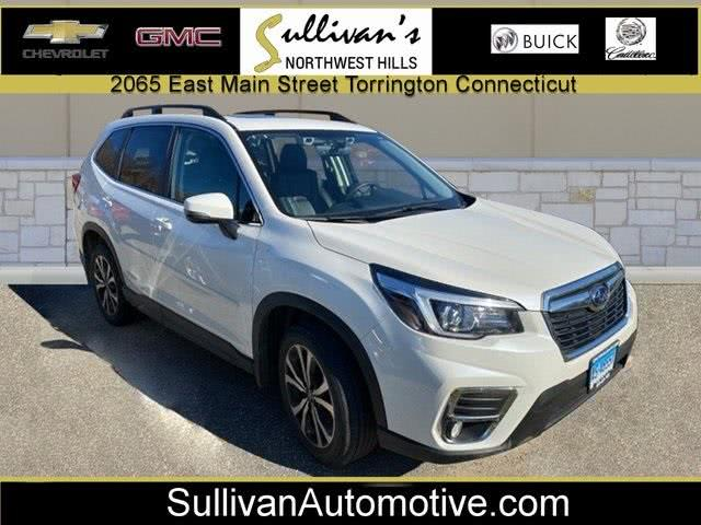 Used Subaru Forester Limited 2019 | Sullivan Automotive Group. Avon, Connecticut