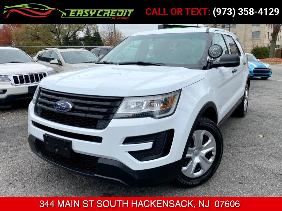 Used 2016 Ford Utility Police Interceptor in South Hackensack, New Jersey | Easy Credit of Jersey. South Hackensack, New Jersey