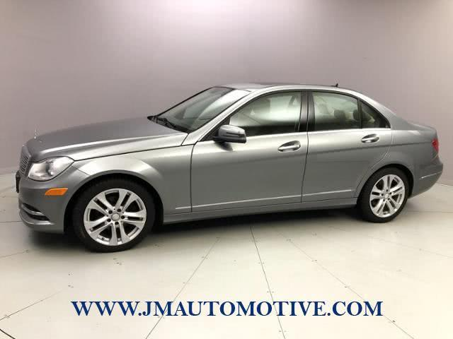 Used 2012 Mercedes-benz C-class in Naugatuck, Connecticut | J&M Automotive Sls&Svc LLC. Naugatuck, Connecticut