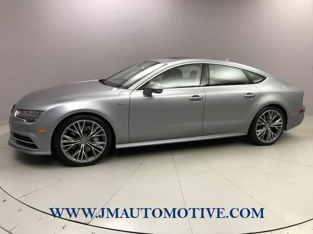 Used 2016 Audi A7 in Naugatuck, Connecticut | J&M Automotive Sls&Svc LLC. Naugatuck, Connecticut