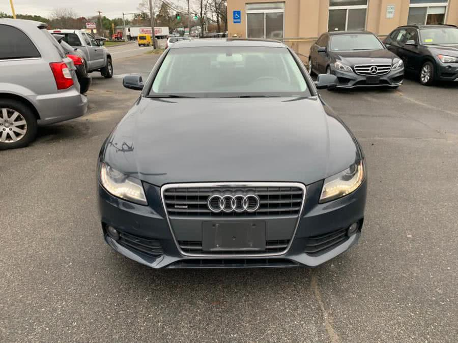 Used Audi A4 4dr Sdn Auto quattro 2.0T Premium  Plus 2011 | J & A Auto Center. Raynham, Massachusetts