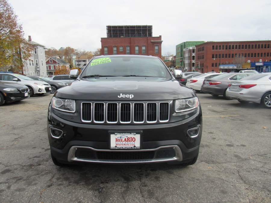 Used Jeep Grand Cherokee Limited 2014 | Hilario's Auto Sales Inc.. Worcester, Massachusetts