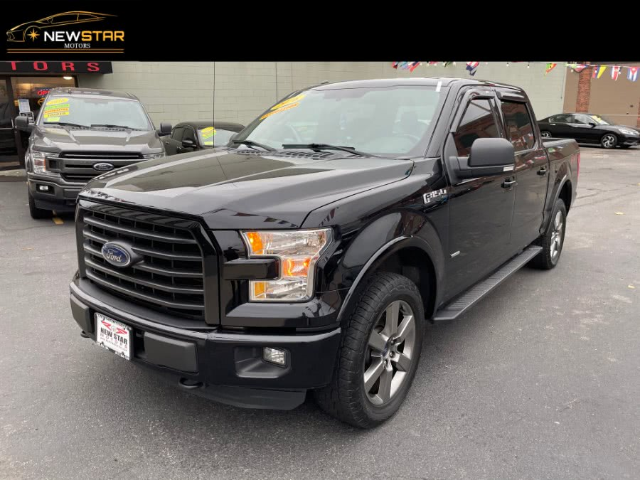Used 2016 Ford F-150 in Chelsea, Massachusetts | New Star Motors. Chelsea, Massachusetts