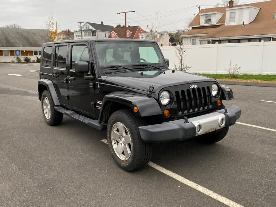 Used Jeep Wrangler Unlimited 4WD 4dr Sahara 2009 | CT Auto. Bridgeport, Connecticut