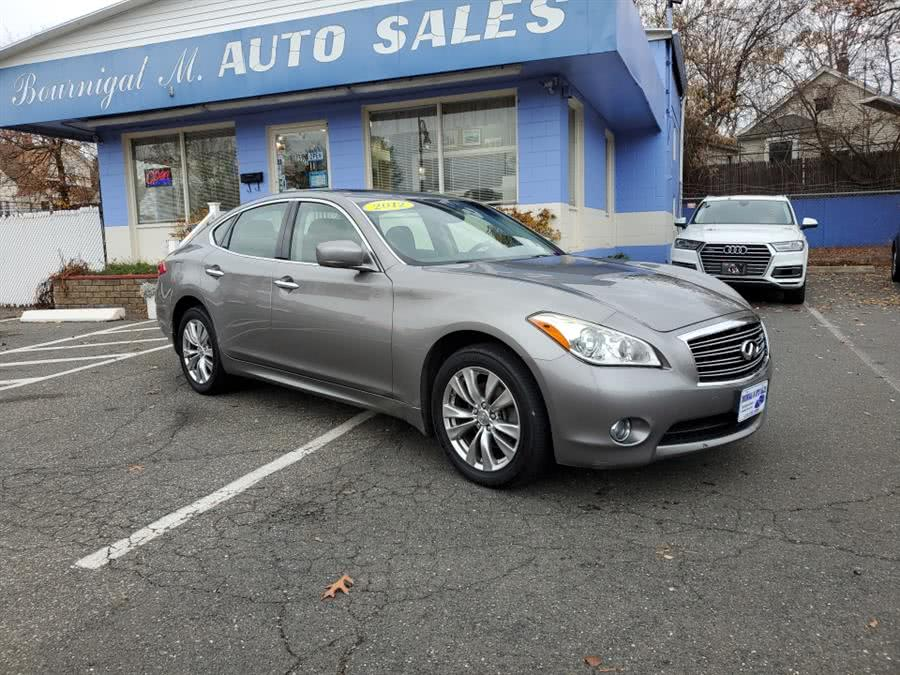 Used 2012 Infiniti M37 in Springfield, Massachusetts | Bournigal Auto Sales. Springfield, Massachusetts