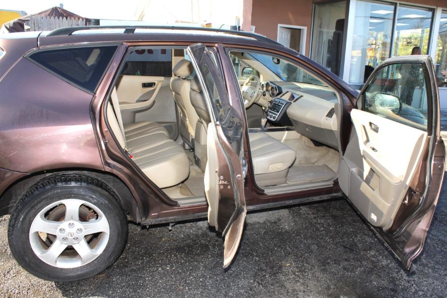 Used Nissan Murano 4dr SL AWD V6 2004 | Boss Auto Sales. West Babylon, New York