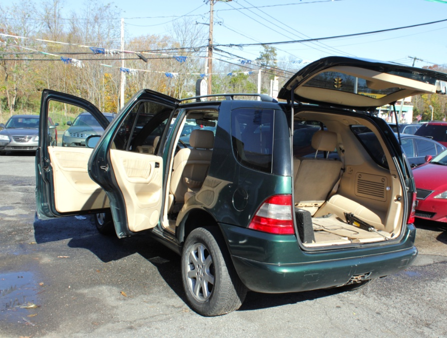 Used Mercedes-Benz M-Class 4dr AWD 4.3L 2000 | Boss Auto Sales. West Babylon, New York