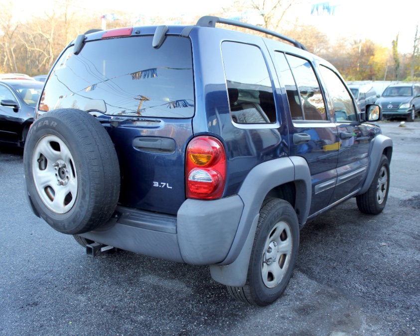 Used Jeep Liberty 4dr Sport 4WD 2004 | Boss Auto Sales. West Babylon, New York
