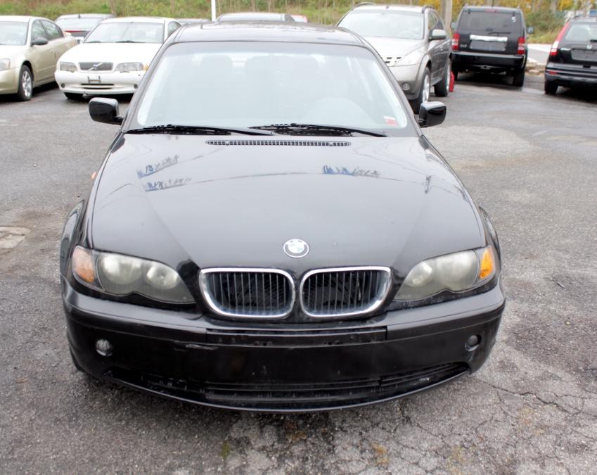 Used BMW 3 Series 325i 4dr Sdn RWD SULEV 2004 | Boss Auto Sales. West Babylon, New York