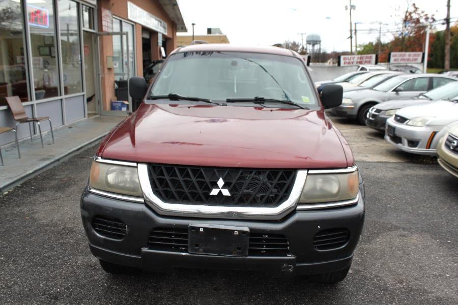 Used Mitsubishi Montero Sport 2.4L Auto w/Sunroof 2002 | Boss Auto Sales. West Babylon, New York