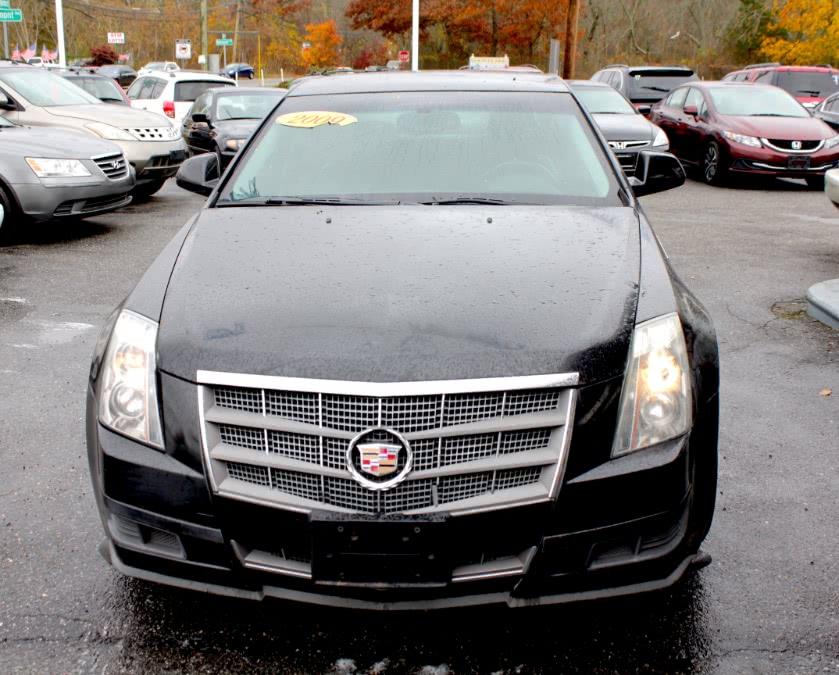 Used Cadillac CTS 4dr Sdn AWD w/1SA 2009 | Boss Auto Sales. West Babylon, New York